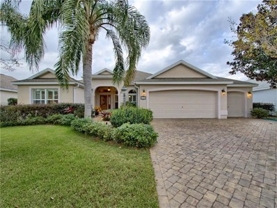 525 Society Hill Circle, The Villages, FL 32162 - MLS#: G4850262