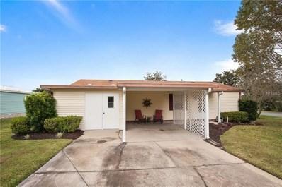 701 Tangerine Drive, The Villages, FL 32159 - MLS#: G4850315