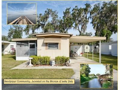 405 Oak Drive, Leesburg, FL 34788 - MLS#: G4850322