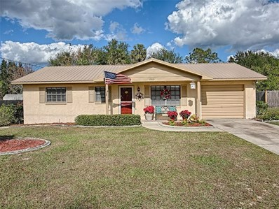 5103 Albert Road, Fruitland Park, FL 34731 - MLS#: G4850468