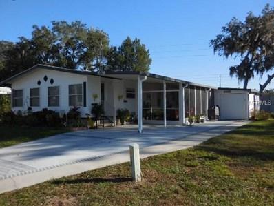608 S Timber Trail, Wildwood, FL 34785 - MLS#: G4850472