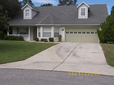 10331 Patrick Drive, Leesburg, FL 34788 - MLS#: G4850805