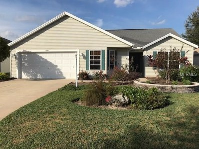 3600 Worth Circle, The Villages, FL 32162 - MLS#: G4850959