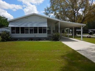 100 Robin Lane, Wildwood, FL 34785 - MLS#: G4851089
