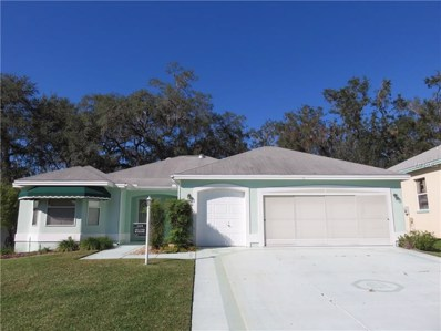 1224 Desilva Street, The Villages, FL 32159 - MLS#: G4851092
