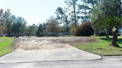 1021 Capella Drive S, Tavares, FL 32778 - MLS#: G4851094