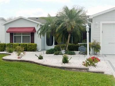 3212 Woodridge Drive, The Villages, FL 32162 - MLS#: G4851297