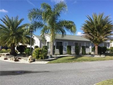 1375 Fairway Street, The Villages, FL 32162 - MLS#: G4851399