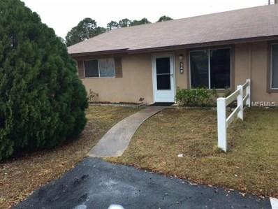 342 W Rosewood Lane UNIT 1, Tavares, FL 32778 - MLS#: G4851485
