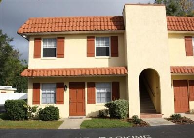 1112 W Main Street UNIT A7, Leesburg, FL 34748 - MLS#: G4851548