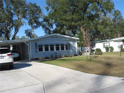 40 Robin Road, Wildwood, FL 34785 - MLS#: G4851634