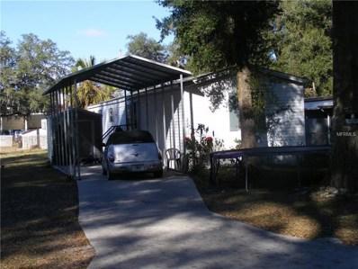 214 W Parker Avenue, Bushnell, FL 33513 - MLS#: G4851729