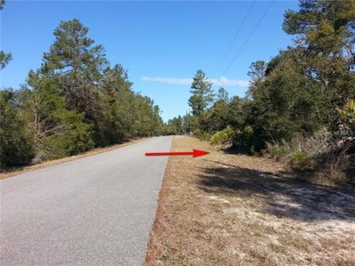 Lot 6 Persimmon Street, Eustis, FL 32736 - MLS#: G4851951