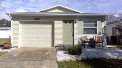 527 Cottage Park Lane, Leesburg, FL 34748 - MLS#: G4852275