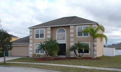 2573 Hunley Loop, Kissimmee, FL 34743 - MLS#: G4852317