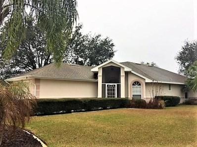 21642 King Henry Avenue, Leesburg, FL 34748 - MLS#: G4852538