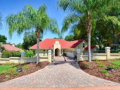 120 W Magnolia Avenue, Howey In The Hills, FL 34737 - MLS#: G4852556