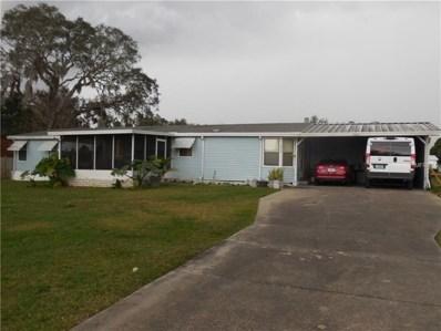31639 Gladys Lane, Tavares, FL 32778 - MLS#: G4852578