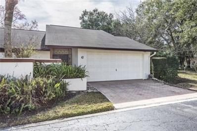2681 E Washington Avenue UNIT 6, Eustis, FL 32726 - MLS#: G4852606