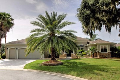 629 Ternberry Forest Drive, The Villages, FL 32162 - MLS#: G4852625