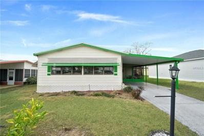 1006 Dustin Drive, Lady Lake, FL 32159 - MLS#: G4852903
