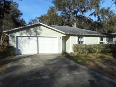 774 S Doug Point, Inverness, FL 34450 - MLS#: G4852937