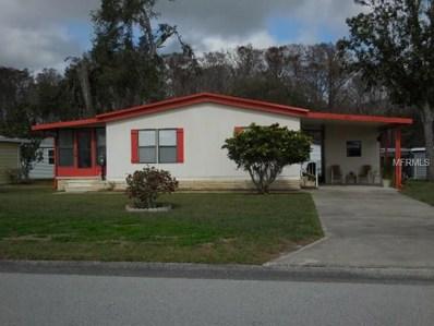 415 S Timber Trail, Wildwood, FL 34785 - MLS#: G4852953