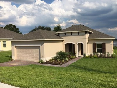 124 Islabella Way, Groveland, FL 34736 - MLS#: G4852968