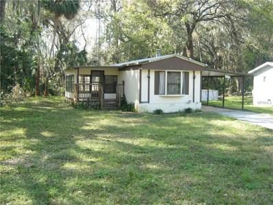 3182 Cr 418, Lake Panasoffkee, FL 33538 - MLS#: G4853111