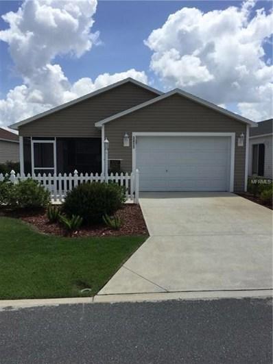 3415 Carrabelle Court, The Villages, FL 32163 - MLS#: G4853350