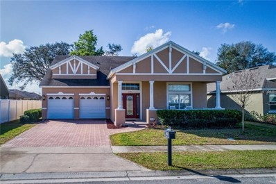 3284 Winged Foot Road, Mount Dora, FL 32757 - MLS#: G4853351
