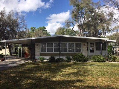 31 S Bobwhite Road, Wildwood, FL 34785 - MLS#: G4853524