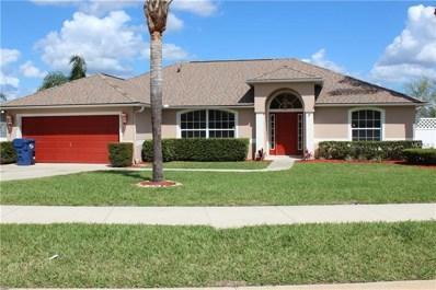 1234 Demoiselle Street, Groveland, FL 34736 - MLS#: G4853546