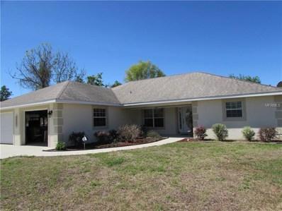 34301 S Haines Creek Road, Leesburg, FL 34788 - MLS#: G4853750