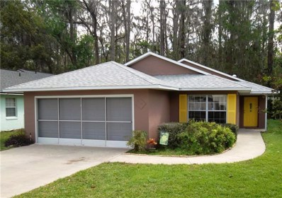 28 Ginger Circle, Leesburg, FL 34748 - MLS#: G4853854