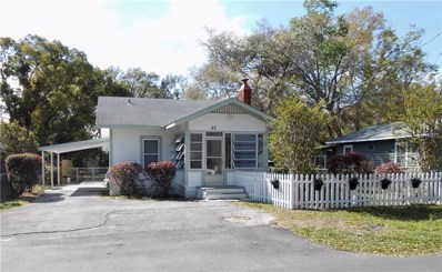 57 N Orange Avenue, Umatilla, FL 32784 - MLS#: G4854049