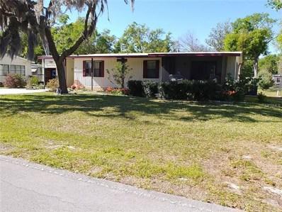 72 Robin Road, Wildwood, FL 34785 - MLS#: G4854112
