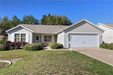 9252 SE 170TH Fontaine Street, The Villages, FL 32162 - MLS#: G4854219