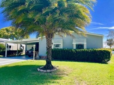 1539 Hillcrest Drive, The Villages, FL 32159 - MLS#: G4854245