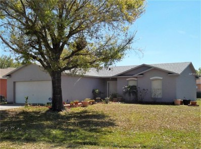 422 Jay Court, Poinciana, FL 34759 - MLS#: G4854392