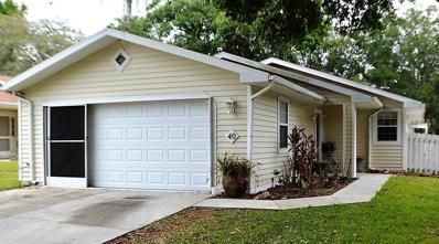 40 Ginger Circle, Leesburg, FL 34748 - #: G4854459
