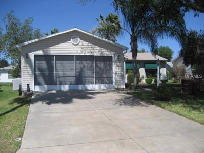 2021 Cordero Court, The Villages, FL 32159 - MLS#: G4854511