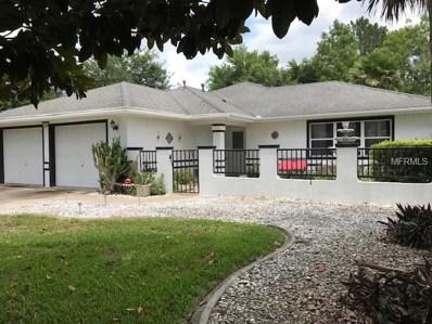 11012 Riverside Road, Leesburg, FL 34788 - MLS#: G4854668