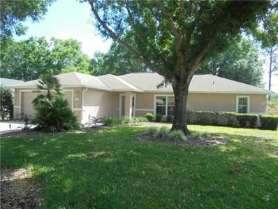 5539 Grove Manor, Lady Lake, FL 32159 - MLS#: G4854868