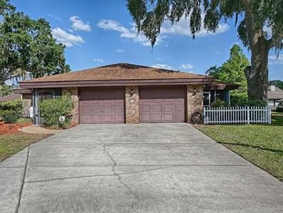 7 N Canal Drive, Yalaha, FL 34797 - MLS#: G4854885