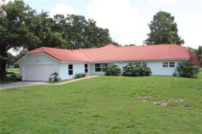 808 N Shore Drive, Leesburg, FL 34748 - MLS#: G4854939