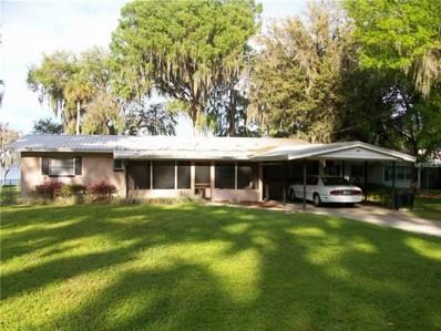 4192 Cr 400, Lake Panasoffkee, FL 33538 - MLS#: G4854953