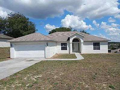 1043 Lakeview Oaks Drive, Minneola, FL 34715 - MLS#: G4855049