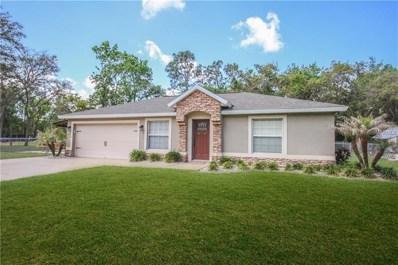 40751 W 4TH Avenue, Umatilla, FL 32784 - MLS#: G4855078