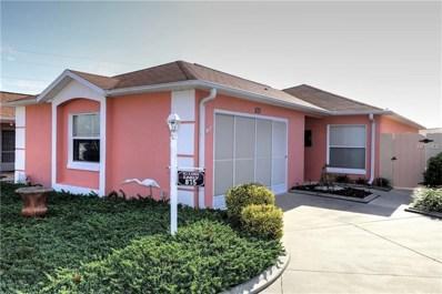 875 Robles Avenue, The Villages, FL 32159 - MLS#: G4855260